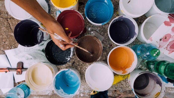 beginner painter