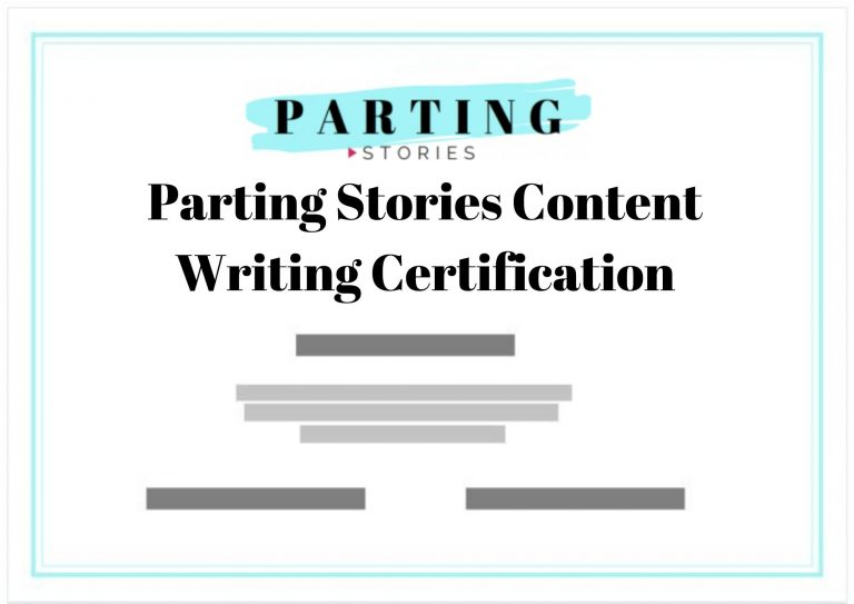 Content-Writing Certification